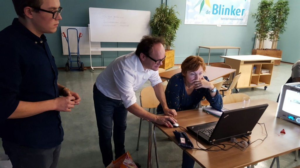 3d printing Maastricht - Stem Project Kindante - School Anderwys